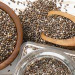 graines de chia bio - omega 3 - fibres - protéines