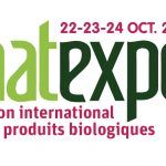 Natexpo exhibition 2017 - organic ingredients