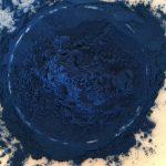 Organic phycocyanin powder